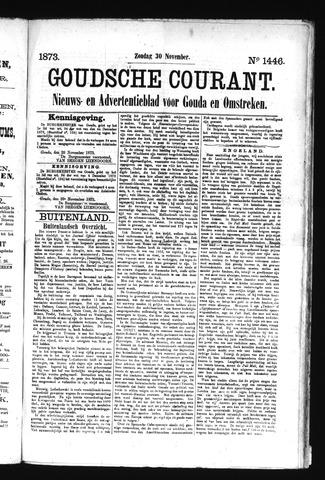 Goudsche Courant 1873-11-30
