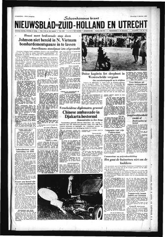 Schoonhovensche Courant 1967-10-02