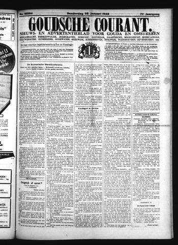 Goudsche Courant 1933-01-26