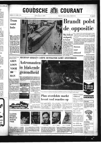 Goudsche Courant 1972-04-28