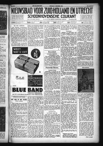 Schoonhovensche Courant 1932-12-07