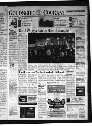 Goudsche Courant 2005-04-02
