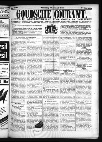 Goudsche Courant 1933-01-18
