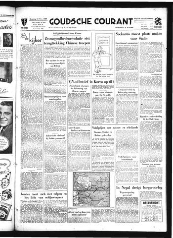 Goudsche Courant 1950-11-11