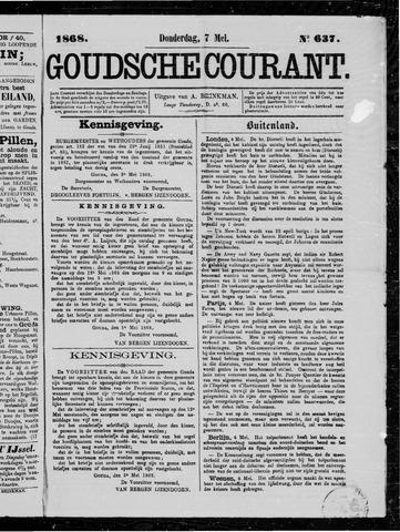 Goudsche Courant 1868-05-07