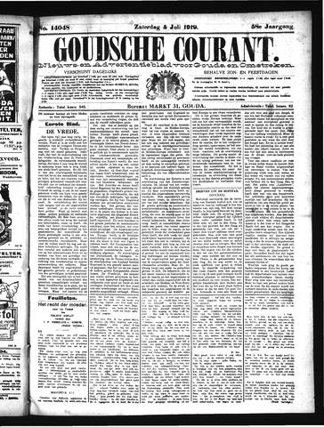 Goudsche Courant 1919-07-05