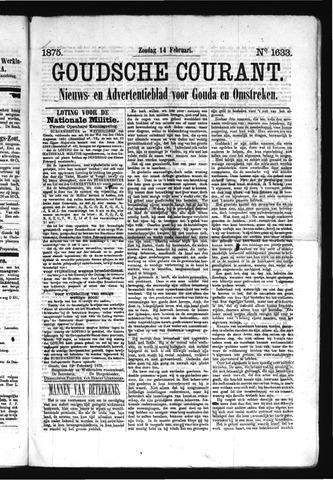 Goudsche Courant 1875-02-14