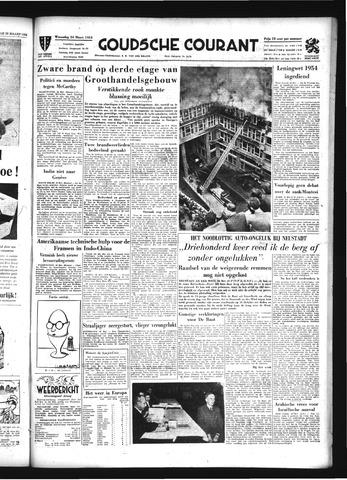 Goudsche Courant 1954-03-24