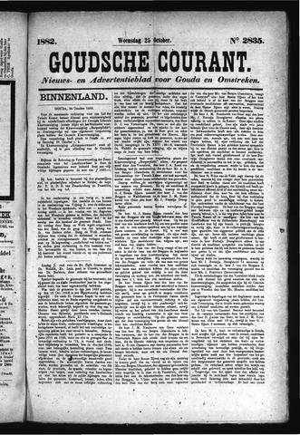 Goudsche Courant 1882-10-25
