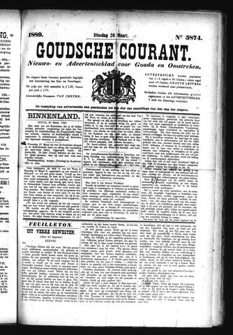 Goudsche Courant 1889-03-26