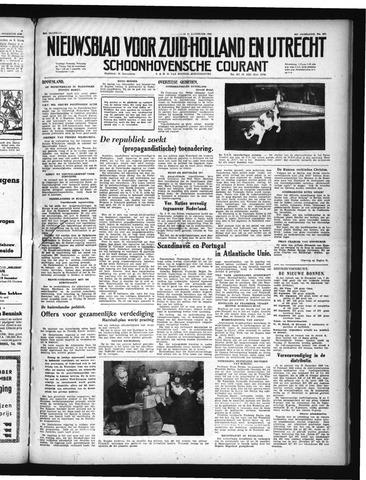 Schoonhovensche Courant 1948-12-15