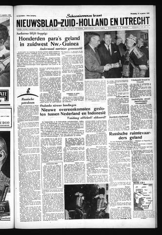 Schoonhovensche Courant 1962-08-15