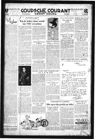 Goudsche Courant 1950