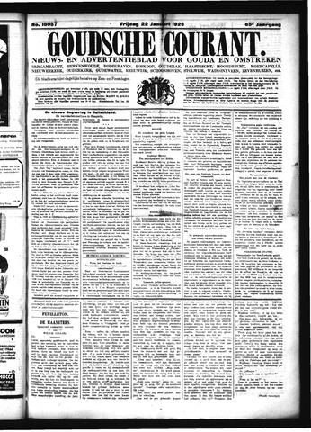 Goudsche Courant 1926-01-22