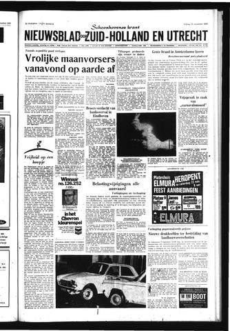 Schoonhovensche Courant 1969-11-21