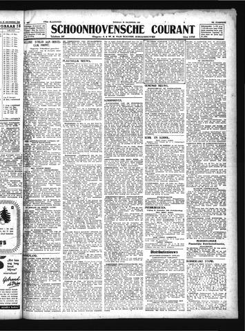 Schoonhovensche Courant 1943-12-28