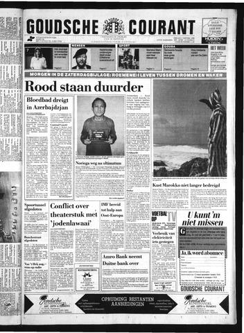 Goudsche Courant 1990-01-05