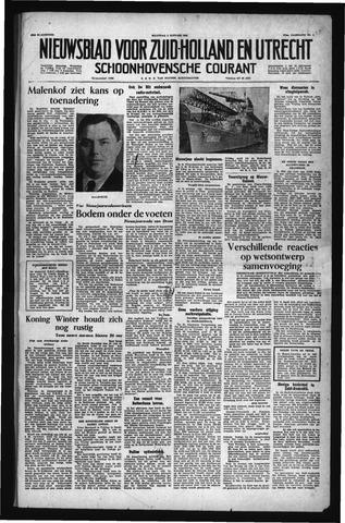 Schoonhovensche Courant 1955-01-03