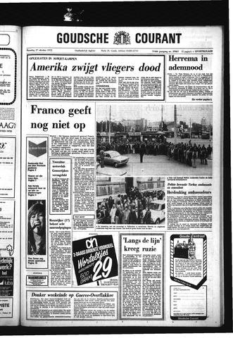 Goudsche Courant 1975-10-27