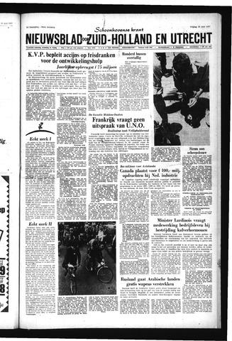Schoonhovensche Courant 1967-06-23