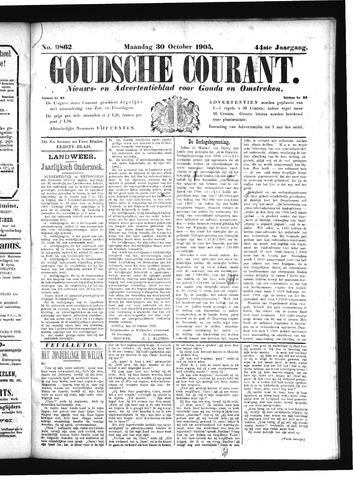 Goudsche Courant 1905-10-30