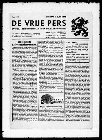 De Vrije Pers 1945-06-02