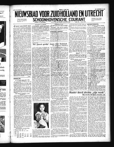 Schoonhovensche Courant 1948-04-02