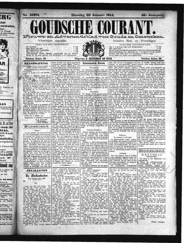 Goudsche Courant 1914-01-20