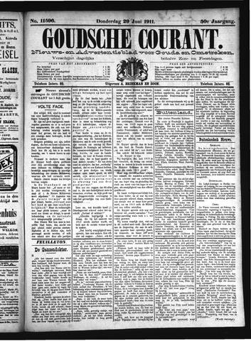 Goudsche Courant 1911-06-29
