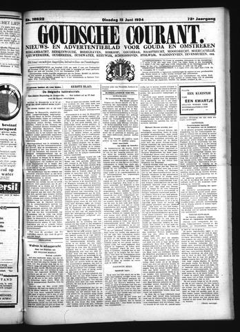 Goudsche Courant 1934-06-12