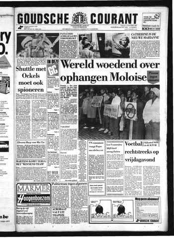 Goudsche Courant 1985-10-18