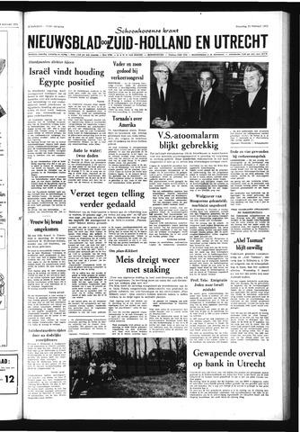 Schoonhovensche Courant 1971-02-22