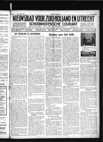 Schoonhovensche Courant 1940-05-17