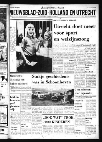 Schoonhovensche Courant 1973-08-08