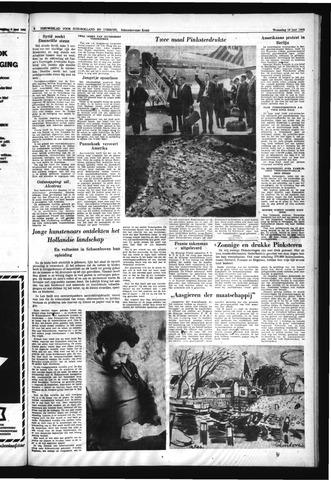 Schoonhovensche Courant 1962-06-13