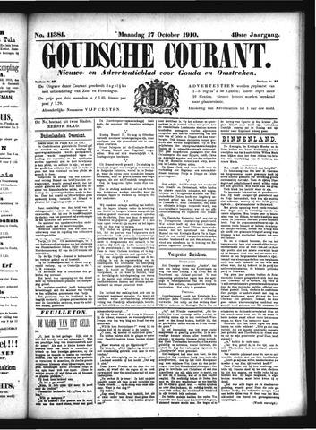 Goudsche Courant 1910-10-17