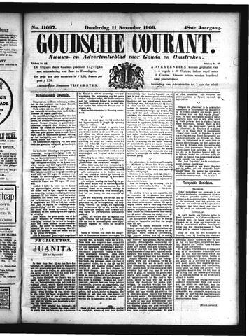 Goudsche Courant 1909-11-11