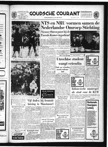 Goudsche Courant 1966-05-05