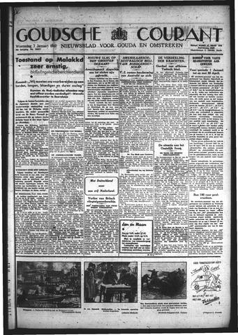 Goudsche Courant 1942-01-07