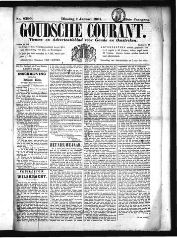 Goudsche Courant 1901-01-01