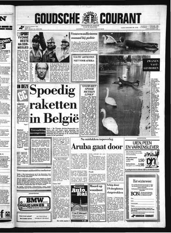 Goudsche Courant 1985-02-11