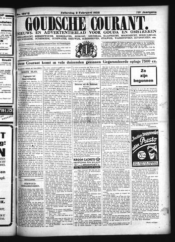 Goudsche Courant 1935-02-02