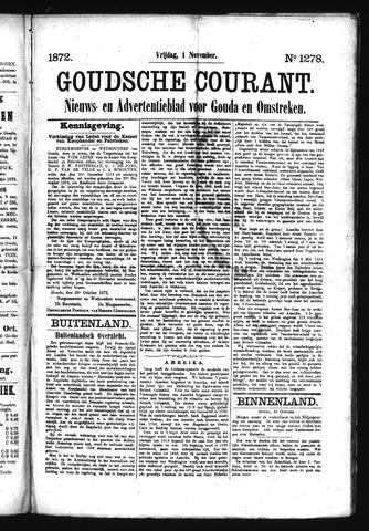 Goudsche Courant 1872-11-01