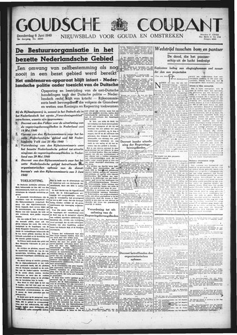 Goudsche Courant 1940-06-06
