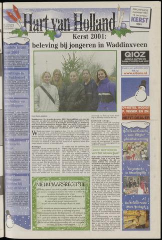 Hart van Holland 2001-12-19