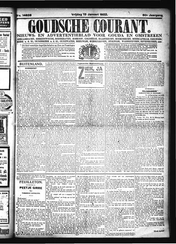 Goudsche Courant 1922-01-13