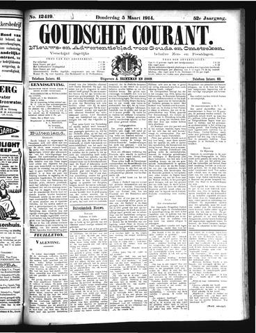 Goudsche Courant 1914-03-05