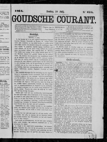 Goudsche Courant 1864-07-10
