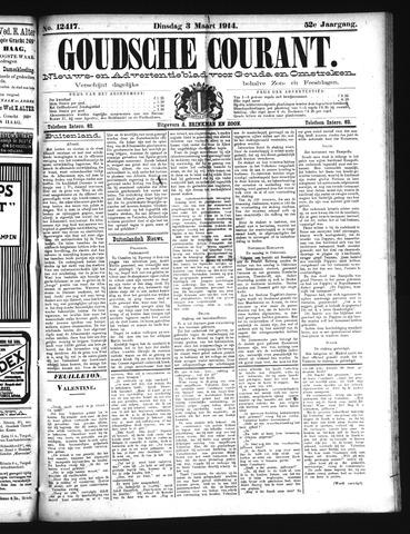 Goudsche Courant 1914-03-03