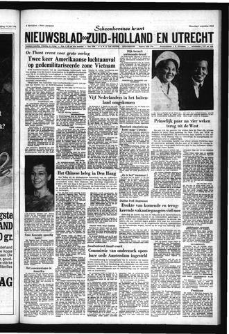 Schoonhovensche Courant 1966-08-01